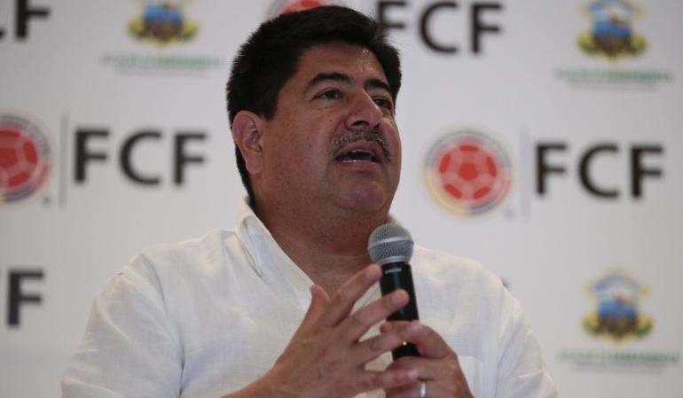 "Defensa de Luis Bedoya pide aplazar sentencia por ""FIFA-Gate"""