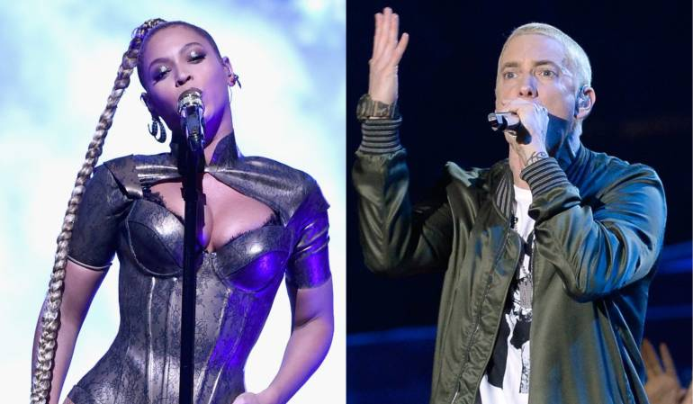 Coachella Beyoncé y Eminem: Beyoncé y Eminem lideran el festival Coachella