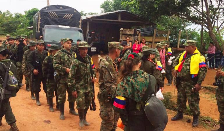 Nueva zona veredal en Cauca: Gobierno avaló creación de nueva zona veredal para las Farc en Cauca