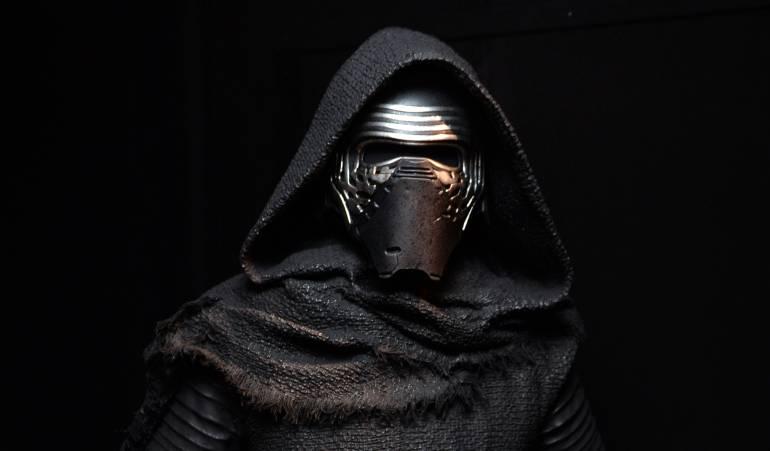 Personaje de Star Wars #KyloRenChallenge