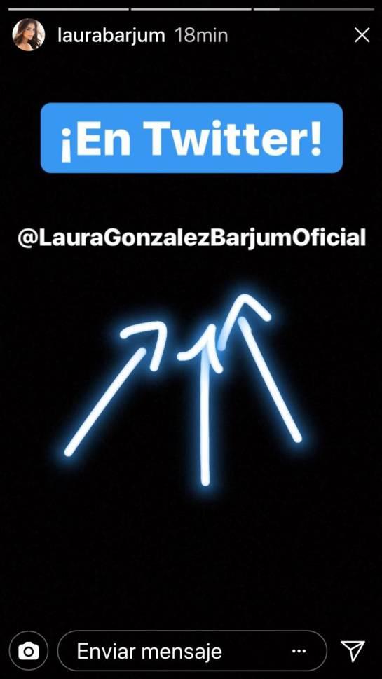 Twiiter de la Señorita Colombia Laura González.: Señorita Colombia abre Twitter luego de varias suplantaciones