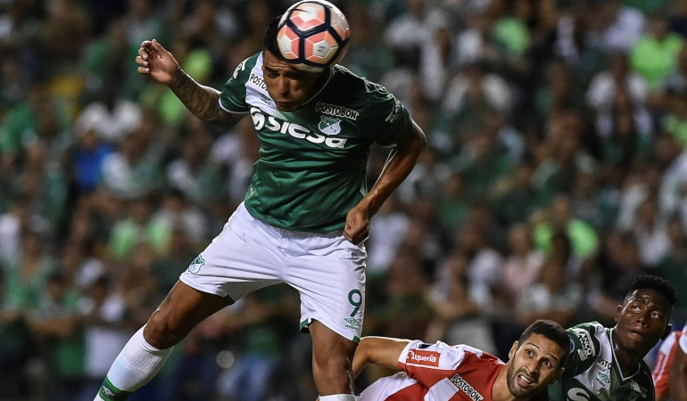 Fútbol colombiano: Jefferson Duque no jugará con el Junior de Barranquilla
