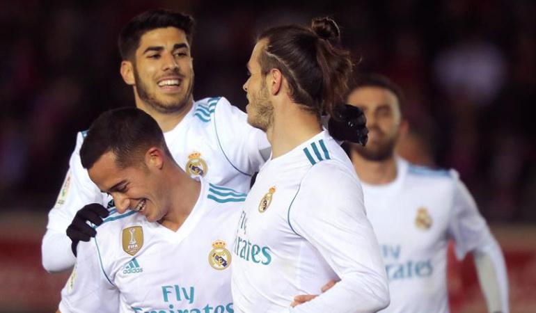 Numancia 0-3 Real Madrid Copa del Rey: Real Madrid triunfa como visitante y prácticamente líquida su serie en Copa del Rey