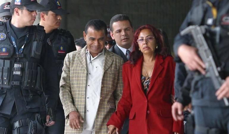 La gata ya no paga su pena en casa, fue llevada a la cárcel de nuevo: Enilce López será trasladada a la cárcel