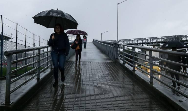 """IDEAM: """"Para esta semana se estima una disminución notoria de las lluvias"""": Ideam"""