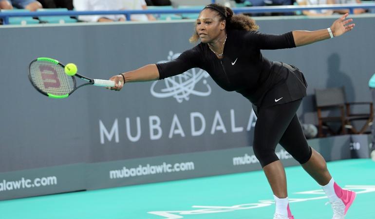 Tenis: Nueva baja: Serena Williams no defenderá su título en el Abierto de Australia
