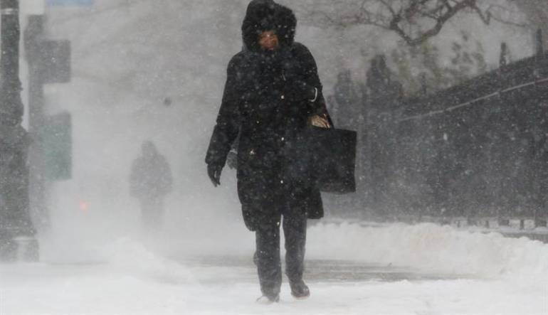 Estados Unidos descenso extremo de las temperaturas: Estados Unidos se prepara para un descenso extremo de las temperaturas