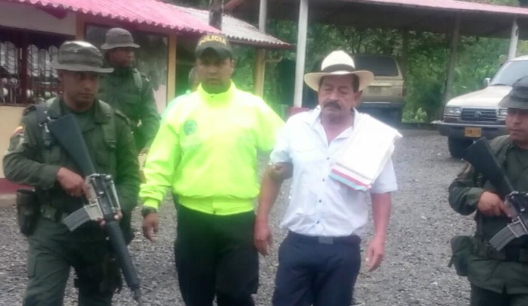 Caso del esmeraldero Triana: A Horacio Triana le quitaron la prisión domiciliaria, pero objetaron el examen médico