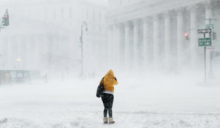 Ola de frío en Norteamérica: Habilitan atención para colombianos afectados por tormenta invernal en EE.UU. y Canadá