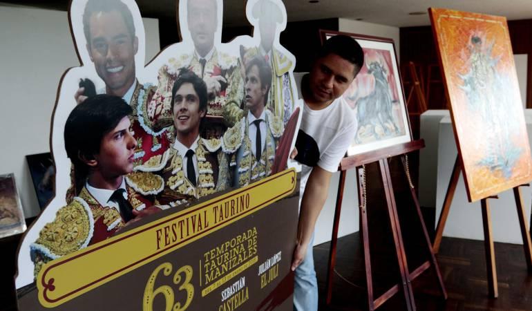 Manizales abre este domingo el capote de su 63 temporada taurina