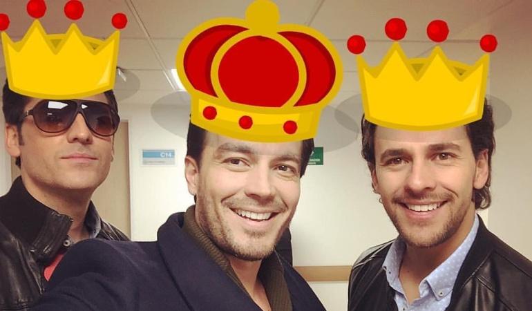 Rodrigo Candamil, Iván López y Luciano D'Alessandro: Conozca a los tres Reyes Magos de la farándula