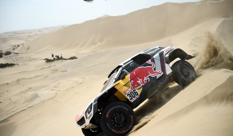 Rally Dakar: Así le fue a los colombianos en la primera jornada del Rally Dakar