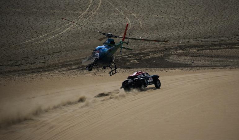 rally Dakar: Dakar, día dos: un recorrido por el desierto peruano