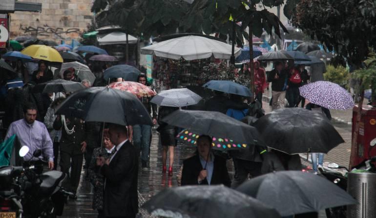 Alerta por descenso de temperatura en la sabana de Bogotá y de Boyacá: IDEAM