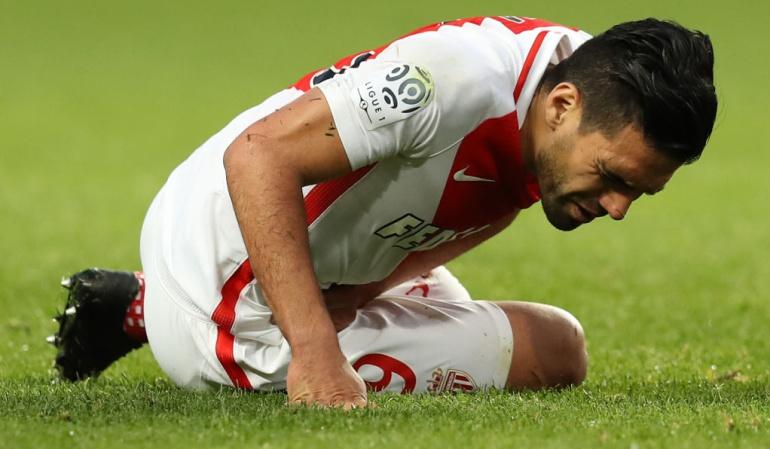 Falcao tampoco jugará en la Copa de la Liga de Francia