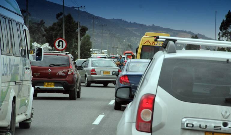 Carreteras de Boyacá alternas tras cierre de vía Bogotá-Villavicencio: Carreteras de Boyacá, alternativa tras cierre de vía Bogotá-Villavicencio
