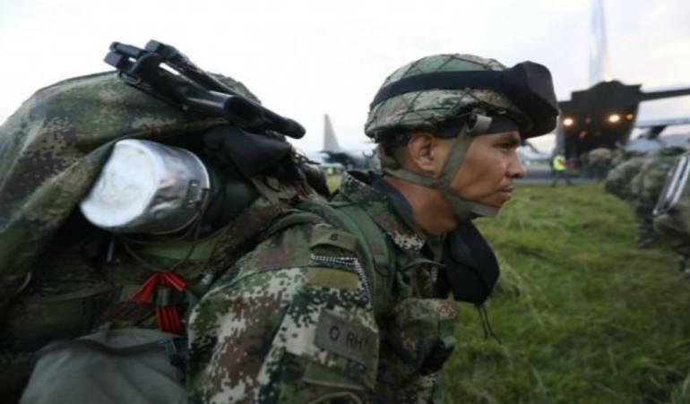 Trasladan a Tumaco 2.000 militares para combatir criminalidad en Nariño