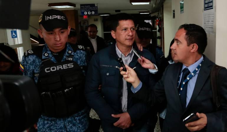 En libertad quedó el coronel (r) Robinson González del Río