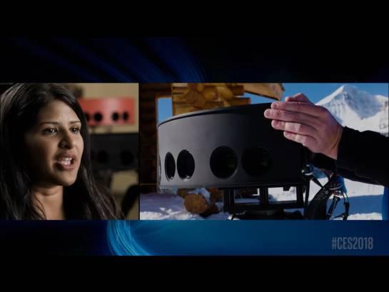 CES 2018 Noticias Televisores: Metido dentro de la acción: así se verá la TV dentro de muy pronto