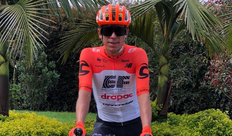 Ciclismo: Rigoberto Urán estará presente en la Colombia Oro y Paz