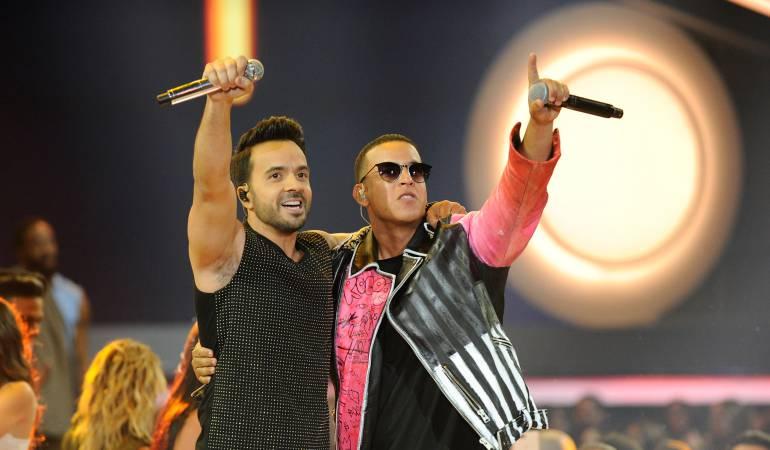 Luis Fonsi y Daddy Yankee actuarán en los Grammy