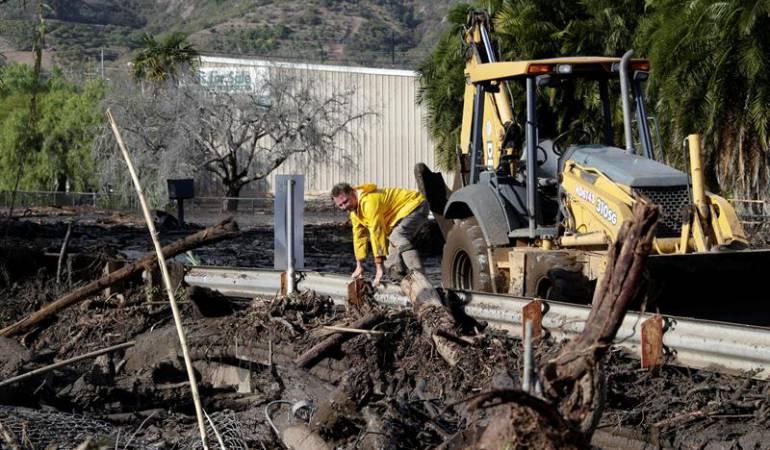Tormenta en California: Aumentan a 15 las víctimas mortales por las riadas en California