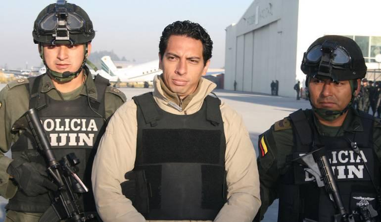 Nueva orden de captura contra David Murcia Guzmán