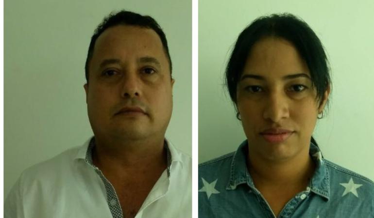 Clan del Golfo: Se entregaron a la Fiscalía hermano y sobrina de alias Gavilán