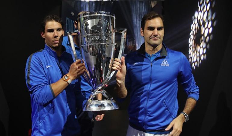 Rafael Nadal Roger Federer Abierto Australia: Rafael Nadal y Roger Federer ya conocen sus rivales para el Abierto de Australia