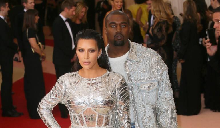 Kim Kardashian y Kanye West cuentan los días para volver a ser padres