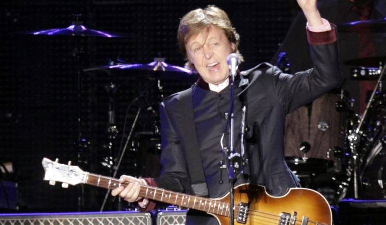 Estatua de Paul McCartney recordará su visita a Cuba