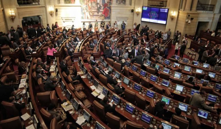 Congreso curules de paz Jep: Congreso convoca reunión de urgencia para solucionar tema de curules de paz