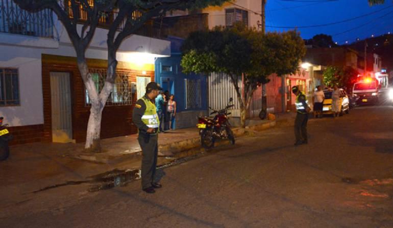 Saravena estación de policí: Hostigan estación de policía del municipio de Saravena