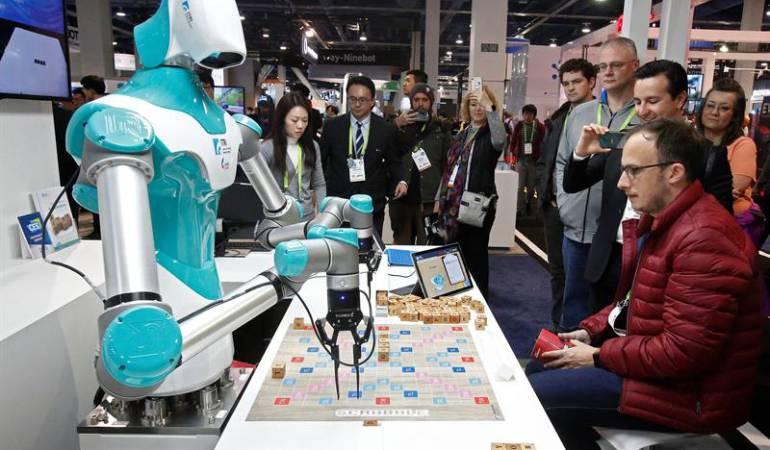 Inteligencia artificial, carros y 5G acaparan la atención en la feria CES