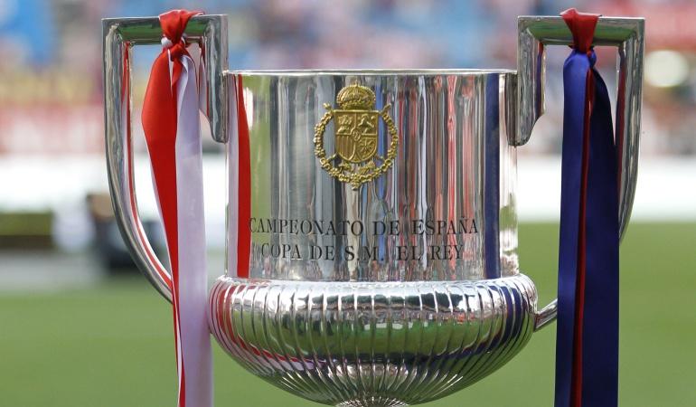 Quedan definidos los cuartos de final de la Copa del Rey