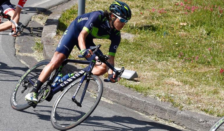 Ciclismo colombianos: Anacona y Dayer Quintana, cuota colombiana del Movistar para la Vuelta a San Juan