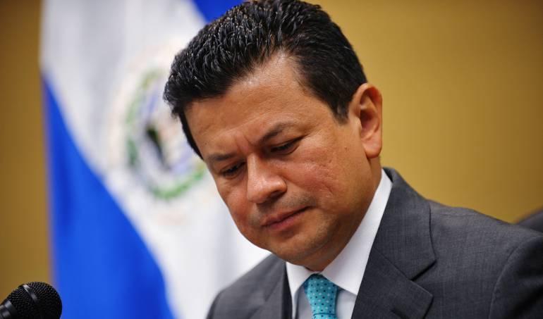El Salvador Estados Unidos: El Salvador envía nota de protesta a Estados Unidos