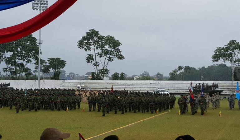 Cada uniformado de Fuerza de Tarea Conjunta en Tumaco tendrá a su cargo en promedio 42 habitantes