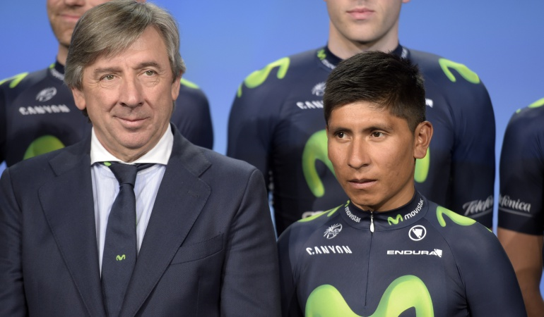 Eusebio Unzué: Será un recorrido más duro de lo habitual: Eusebio Unzué sobre la Vuelta 2018