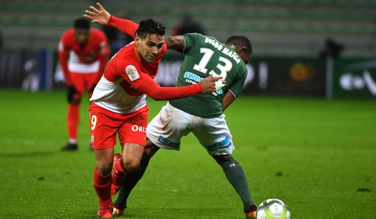 Futbolistas colombianos: Falcao regresó a entrenamientos con el grupo en el Mónaco