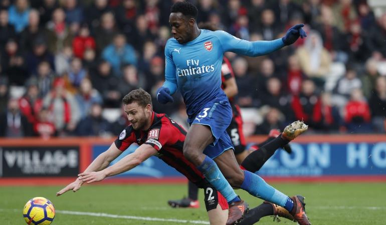 Arsenal Bournemouth: Otro equipo que no levanta cabeza: Arsenal, sin Ospina, cayó ante el Bournemouth