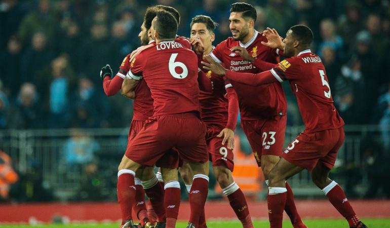 Liverpool 4-3 Manchester City: En partidazo, el Liverpool derrotó al City y terminó con el invicto de Guardiola