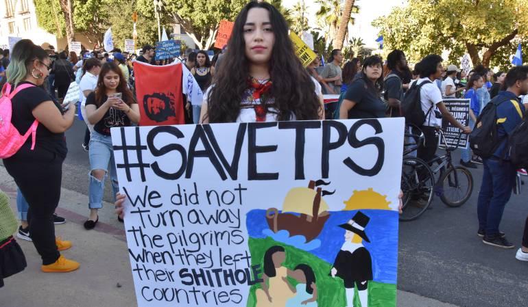 El caos de El Salvador por decisión migratoria de Trump