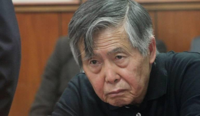 Fujimori llevado de emergencia a una clínica por problemas cardíacos: Alberto Fujimori fue trasladado de emergencia a una clínica de Lima
