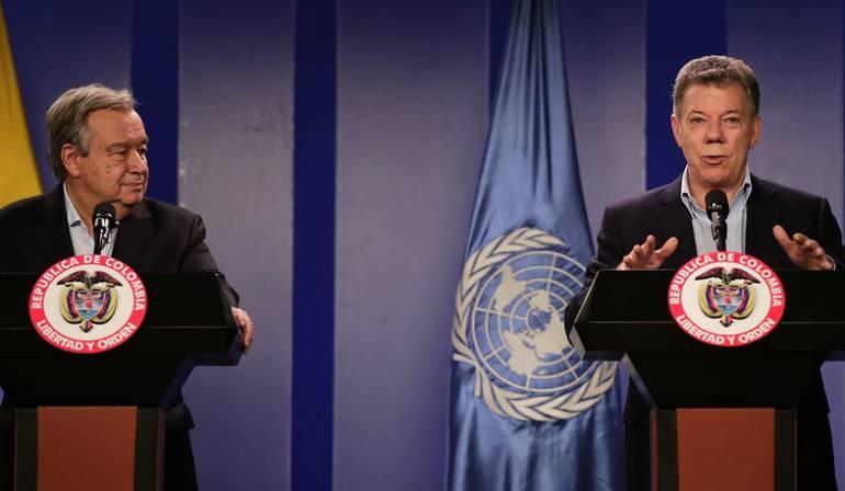 Nuevo cese al fuego con el ELN sí es posible — Colombia