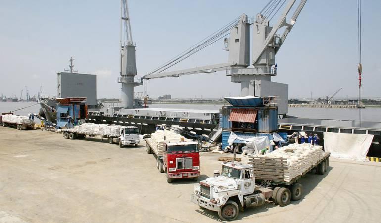 Movilización de carga en río Magdalena alcanzó cifra récord en la última década
