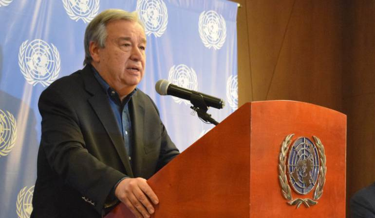 Onu pide reanudar diálogos con ELN y rechaza sus actos terroristas ...