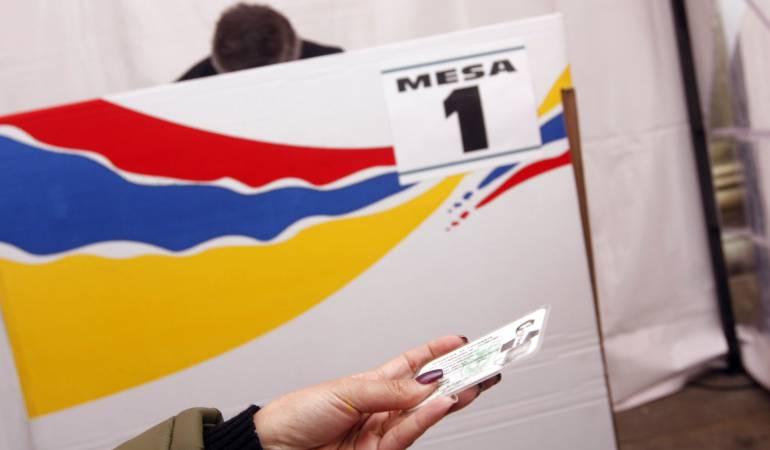 Boyacá tiene 13 municipios donde hay más votantes que habitantes