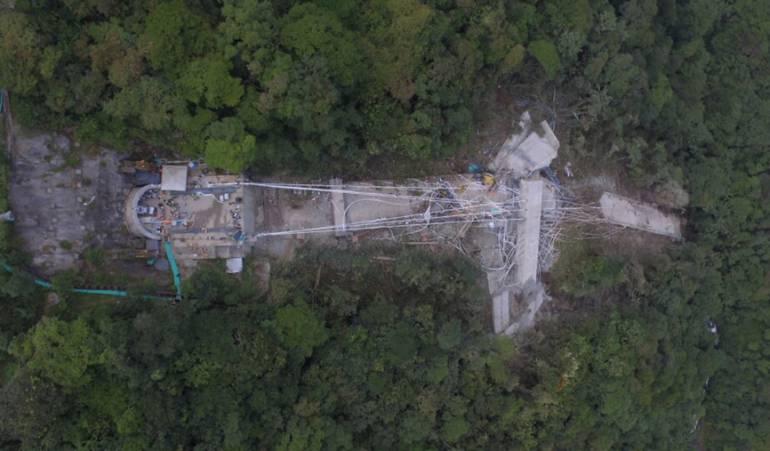 cierre via villavicencio: Cierre de vía Bogotá - Villavicencio no soluciona el problema: Coviandes