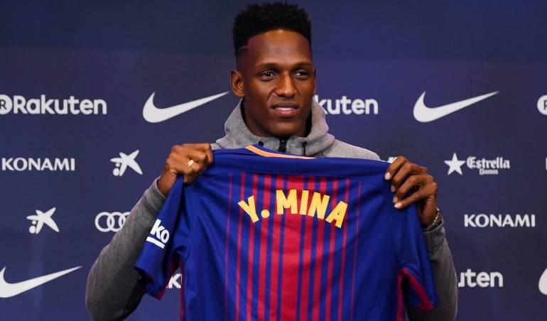 Yerry Mina jugador del Barcelona: ¿Qué música escucha Yerry Mina?